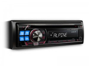 Radioodtwarzacz CD ALPINE CDE-102RI | USB |  IPOD | IPHONE | OPCJA BLUETOOTH |