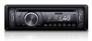 Radioodtwarzacz CD - 4x40W | PY-6198U | USB | AUX-in | SD | RCA (Pre-amp output 3V) |